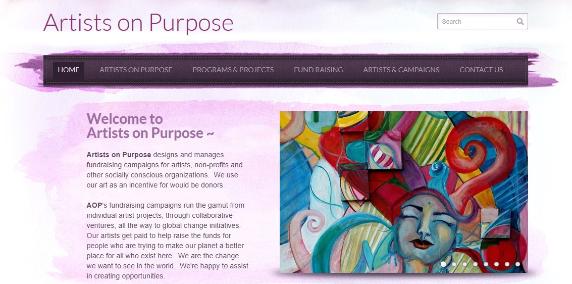 Artists on Purpose