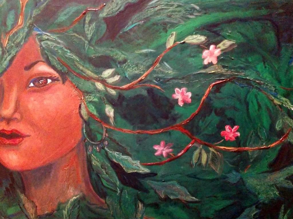 Spring Art by Tarah Singh