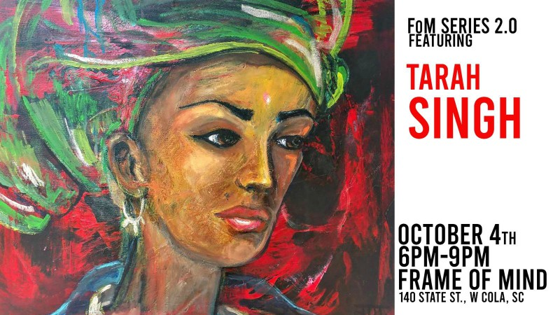 Tarah Singh Art in Columbia SC